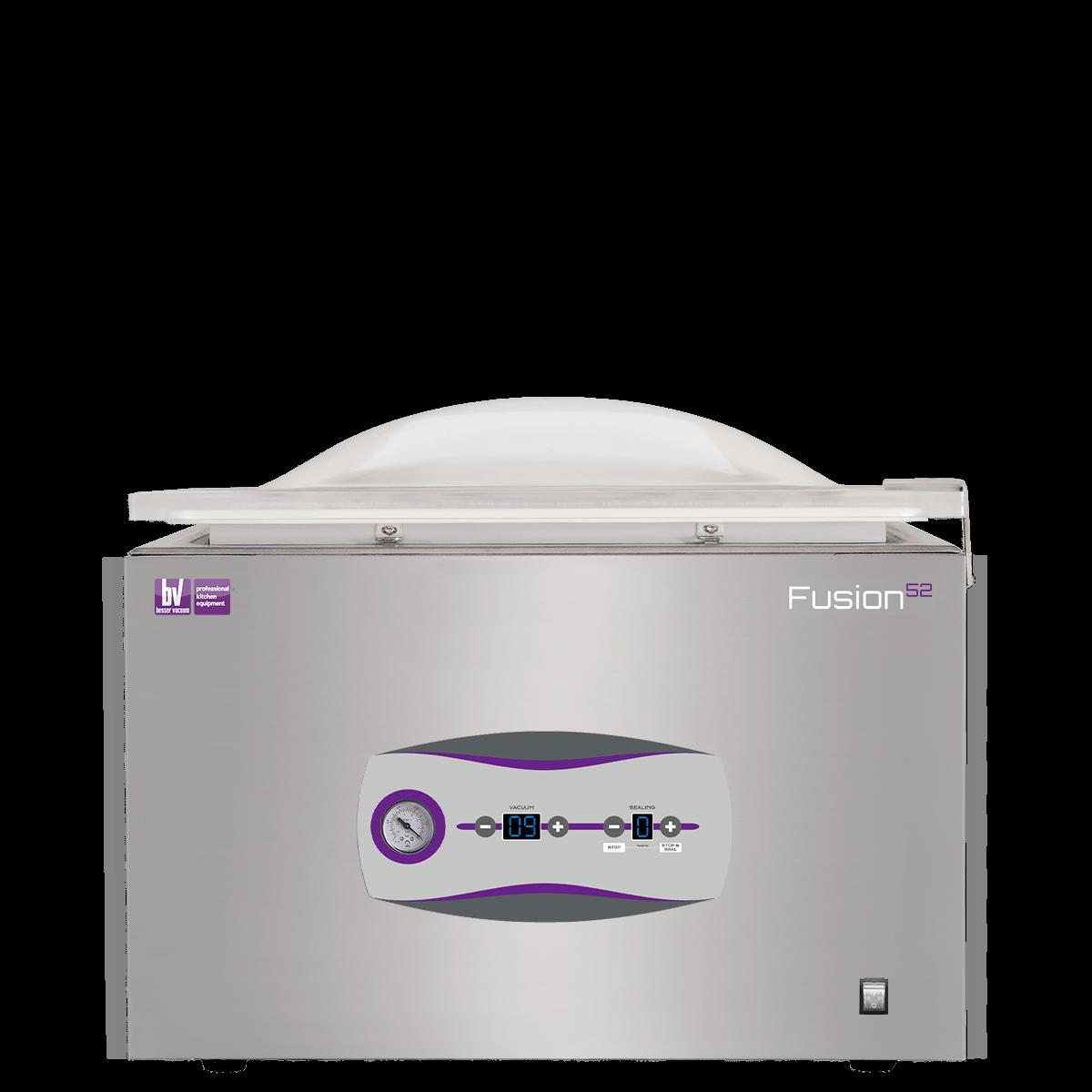 Fusion 52 chambered vacuum packing machine