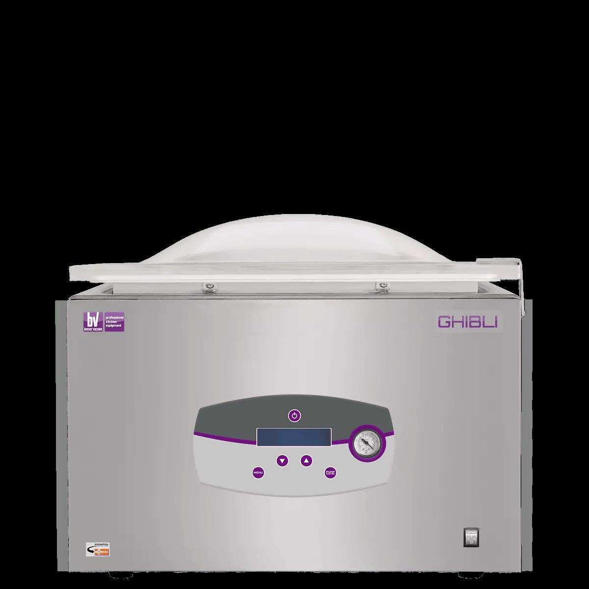 Ghibli chambered vacuum packing machine