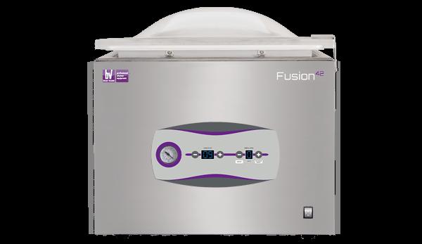 Fusion chambered vacuum machine